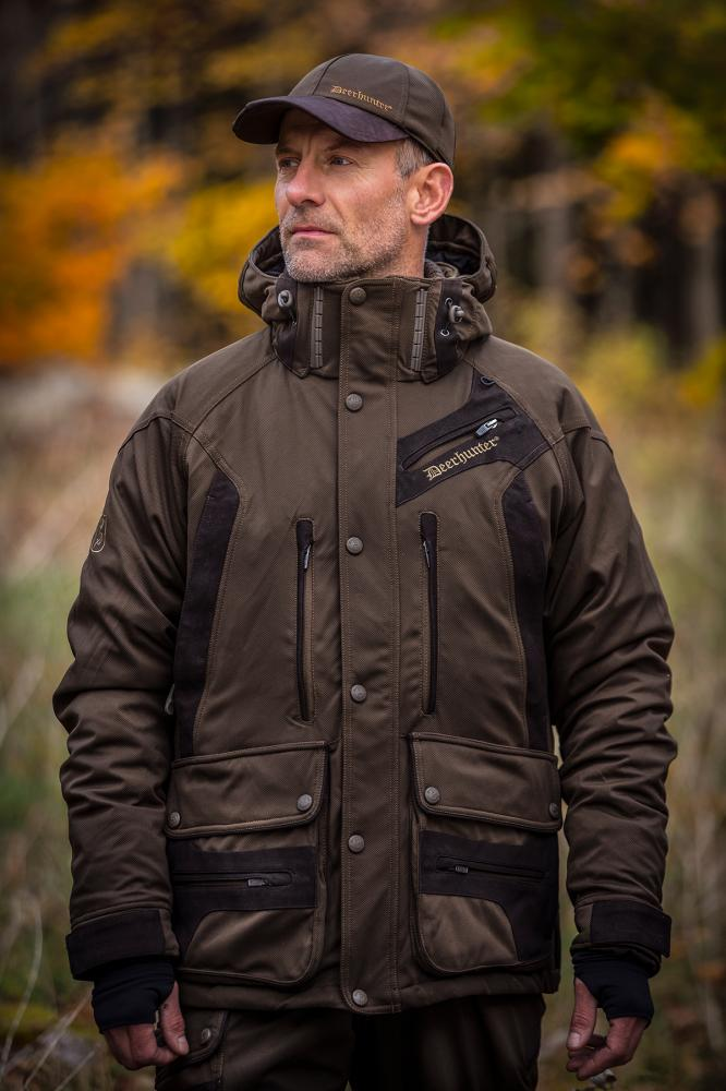 eddfb5b0a596 DEERHUNTER Muflon Jacket Short