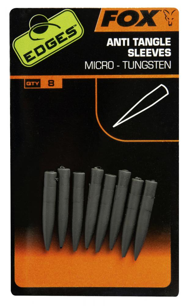 FOX EDGES Tungsteen Anti Tangle Sleeves Micro - hadičky proti zamotaniu