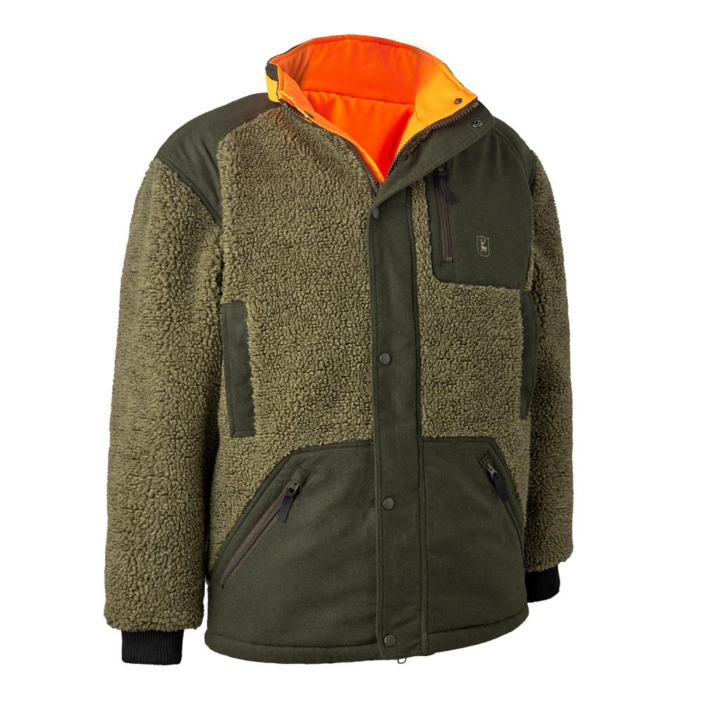 DEERHUNTER Germania Reversible Jacket - obojstranná bunda