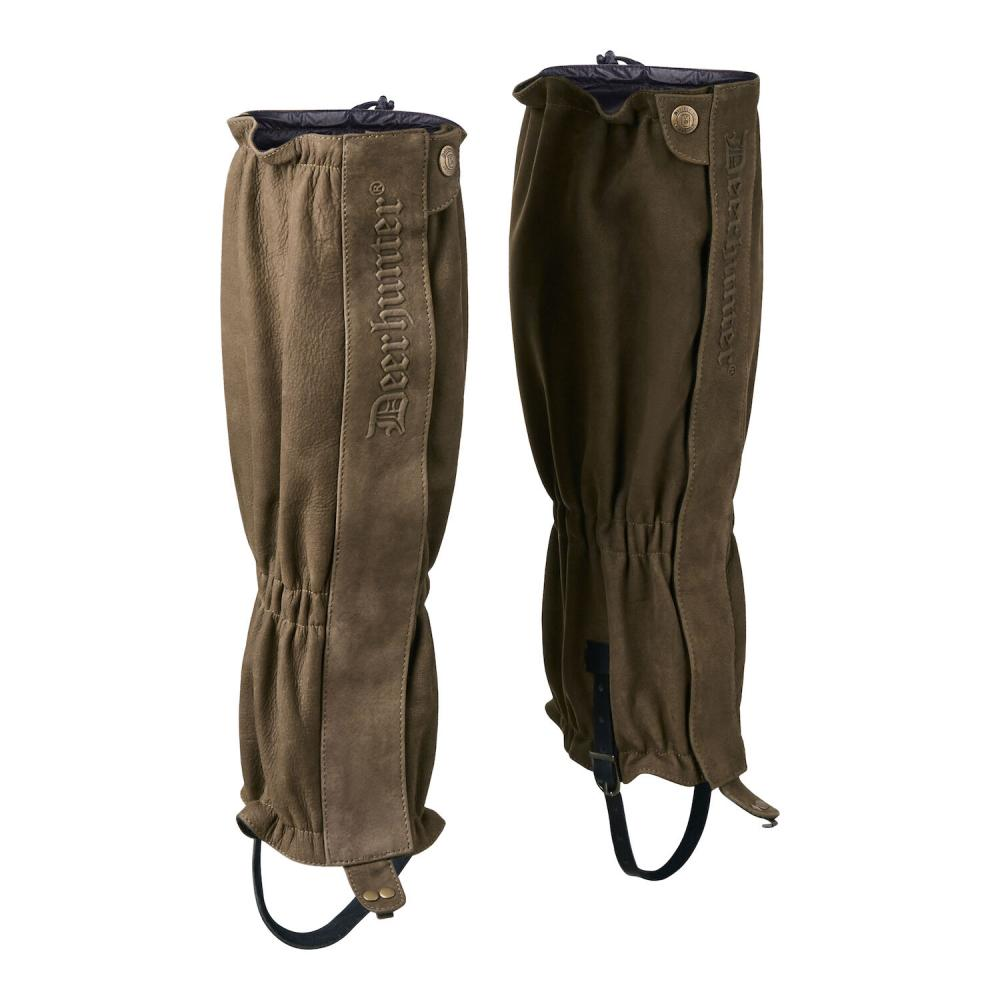DEERHUNTER Marseille Leather Gaiters - celokožené návleky