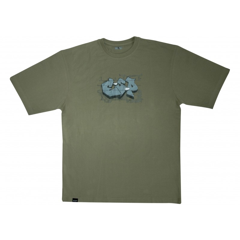 ESP Urban T-Shirt Green - tričko