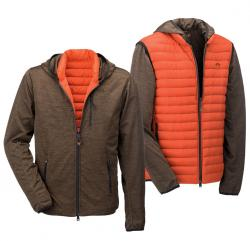 BLASER Windlock Reversible Jacket | obojstranná bunda