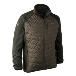79a94d6409 DEERHUNTER Moor Padded Jacket w. Knit