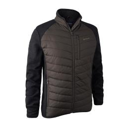 DEERHUNTER Moor Padded Jacket w. Knit - bunda