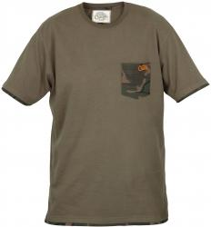 FOX Chunk Camo Pocket T Shirt | tričko