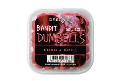 DRENNAN Dumbell 8/10mm Crab&Krill - dumbelky