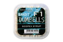 DRENNAN F1 Dumbell 6mm Scopex - dumbelky