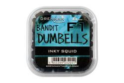 DRENNAN F1 Dumbell 6mm Inky Squid - dumbelky