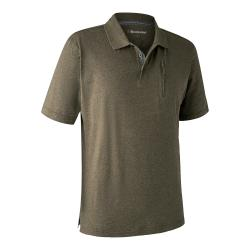DEERHUNTER Larch Polo Shirt - polokošeľa