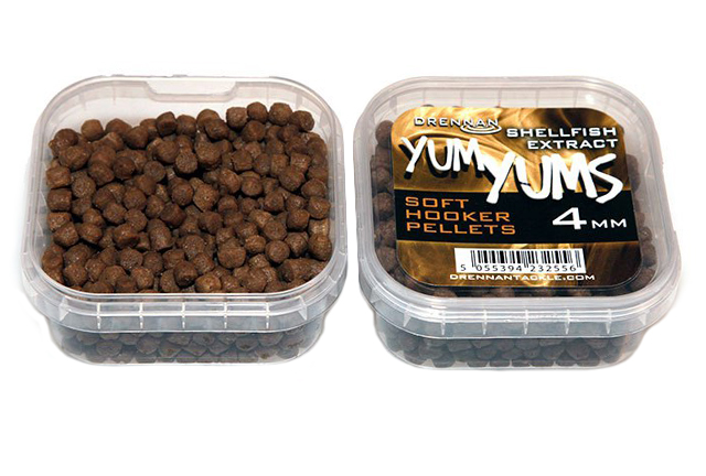 DRENNAN Yum Yum 4mm Shellfish Extract - peletky
